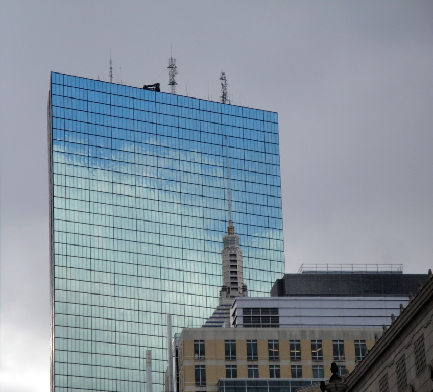 Hancock tower, Boston