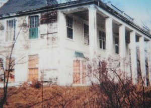Highfield Hall before the renovations