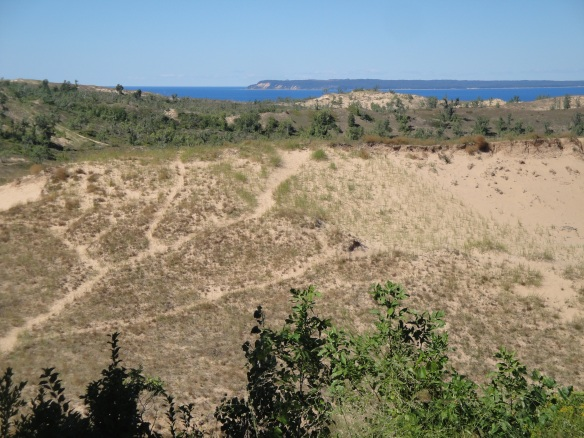 Sleeping Bear Dunes View