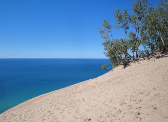 Sleeping Bear Dune Lookout
